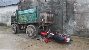 Việt Yên: Xảy ra 2 vụ tai nạn giao thông làm 2 người tử vong