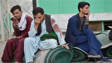 IS nhận trách nhiệm vụ đánh bom nhà thờ Afghanistan