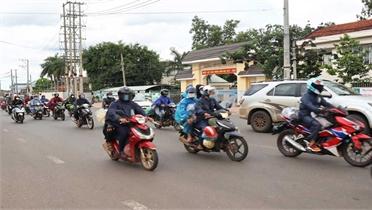 Người dân Tây Nguyên trở lại Đông Nam Bộ tăng cao