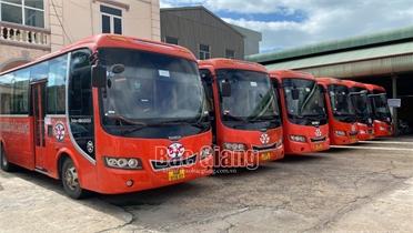 27 tỉnh, thành phố nối lại hoạt động vận tải hành khách liên tỉnh