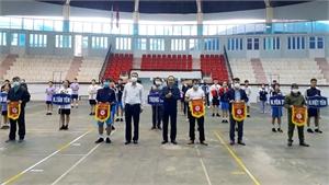 Khai mạc 5 môn thi đấu tại Đại hội TDTT tỉnh Bắc Giang lần thứ IX
