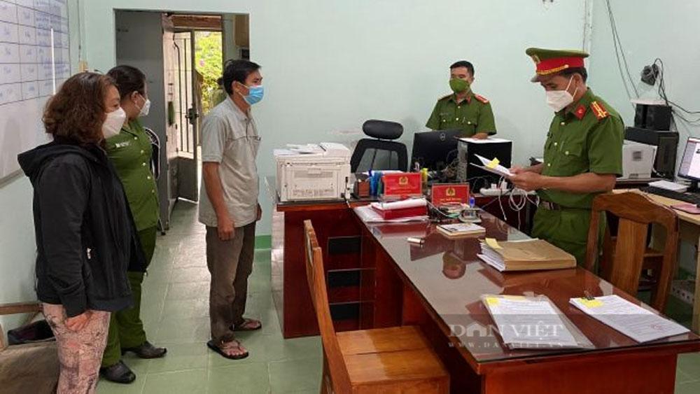 Khởi tố, bắt giam 2 lãnh đạo Trung tâm GDTX vì kế toán trưởng tham ô tài sản