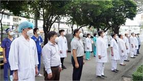 Y tế TP HCM chi viện các tỉnh