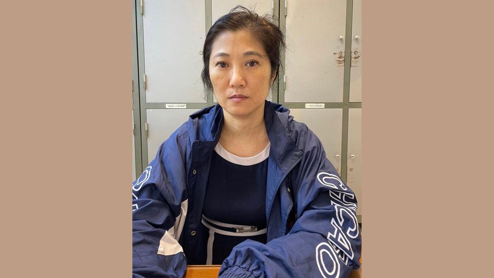Khởi tố tội lừa đảo chiếm đoạt tài sản đối với Nguyễn Thị Cẩm Thạch
