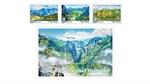 Stamp set released to honour global geoparks in Vietnam
