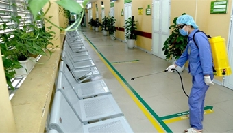 Hanoi hospital to resume normal operations from October 18