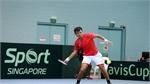 Vietnamese tennis star proceeds to Egypt semifinals