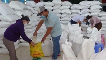 Xuất cấp hơn 136.000 tấn gạo dự trữ hỗ trợ người dân gặp khó khăn do dịch