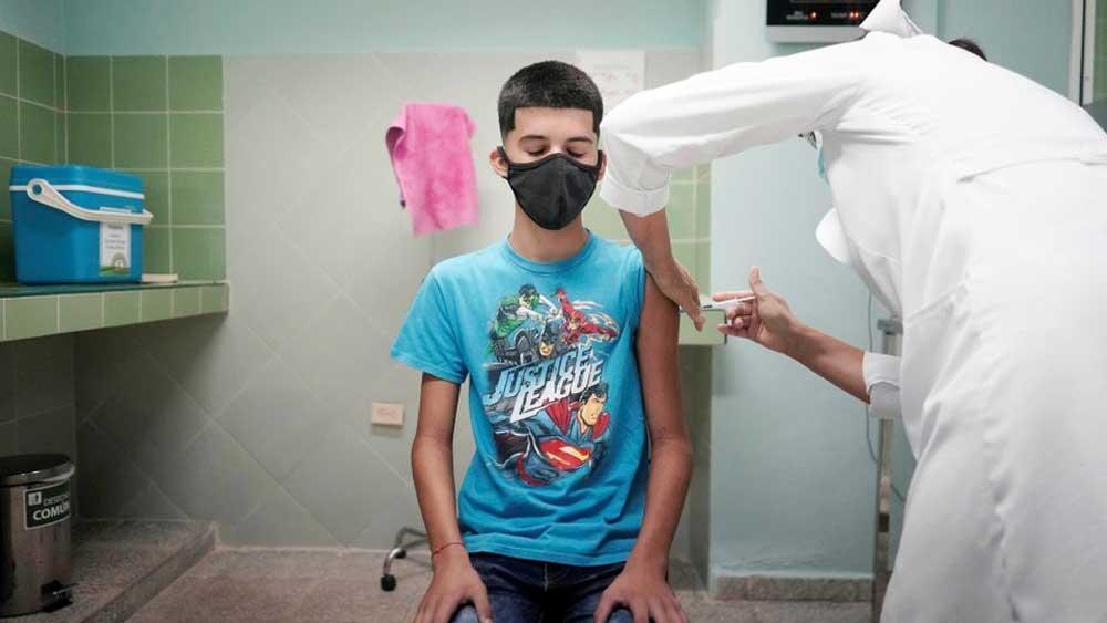 Phản ứng có thể xảy ra ở trẻ sau tiêm vaccine Covid-19
