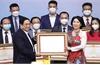 Thủ tướng Phạm Minh Chính gặp mặt đại diện lực lượng y tế tuyến đầu tiêu biểu