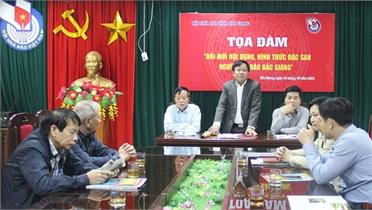 Đổi mới nội dung, hình thức Đặc san Người làm báo Bắc Giang