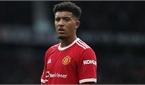 Các cầu thủ Man Utd nghi ngờ Sancho