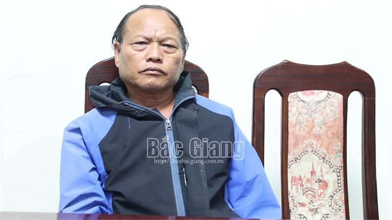 Bắt được đối tượng nghi gây ra án mạng tại huyện Hiệp Hòa