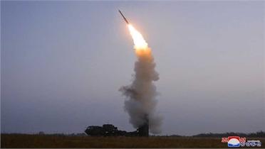 Triều Tiên phóng vật thể không xác định