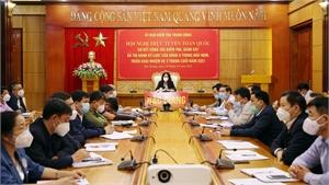 Bắc Giang: Đầu tháng 11/2021 tổ chức nghiên cứu, quán triệt, triển khai Quy định về kiểm tra, giám sát và kỷ luật của Đảng