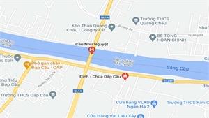 Thủ tướng giao UBND tỉnh Bắc Giang đầu tư cầu Như Nguyệt bằng vốn địa phương