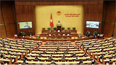 Ngày 20/10 khai mạc kỳ họp thứ 2, Quốc hội khóa XV