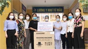 Chào mừng Ngày Phụ nữ Việt Nam 20/10: Nữ doanh nhân chung sức vì cộng đồng