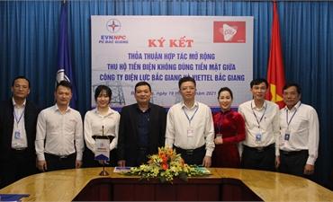 Tăng cường hợp tác thu hộ tiền điện