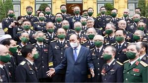 """Chủ tịch nước: Sự dũng cảm hy sinh của cán bộ, chiến sĩ Đoàn tàu """"không số"""" đã trở thành huyền thoại"""