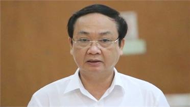 Thi hành kỷ luật nguyên Phó Chủ tịch UBND TP Hà Nội