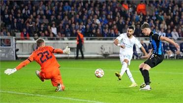 Man City thắng đậm đội đương kim vô địch của Bỉ