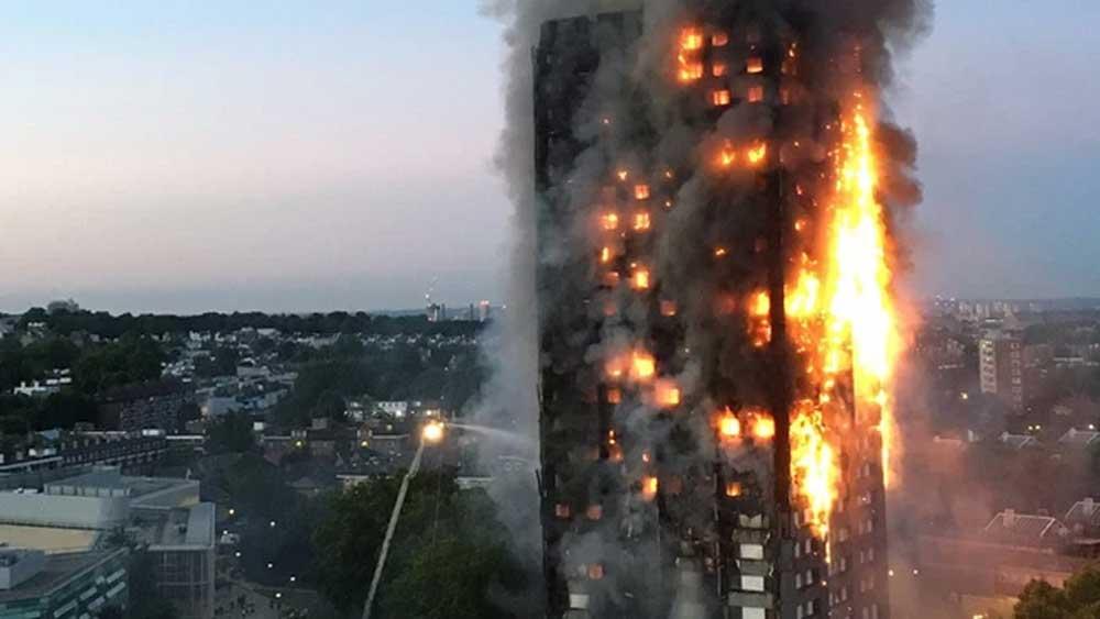 Hỏa hoạn thiêu rụi 83 căn chung cư ở bang Colorado (Mỹ)
