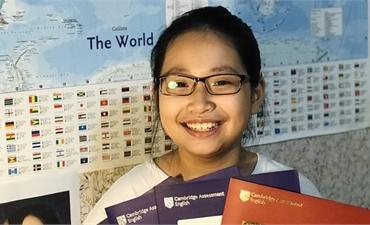 Nguyễn Khánh Dương: Lan toả niềm say mê học tập