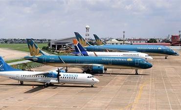 Vietnam Airlines Group khôi phục gần như hoàn toàn mạng bay nội địa