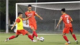 Chốt danh sách 23 cầu thủ tham dự Vòng loại U23 châu Á