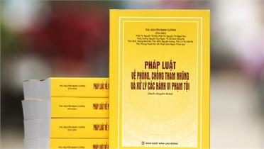 11 tập thể và 19 cá nhân đoạt giải Cuộc thi về phòng, chống tham nhũng