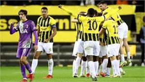 Tottenham thua trận đầu ở vòng bảng Conference League