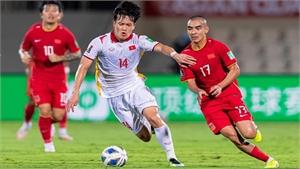 Đội tuyển Việt Nam rơi khỏi top 15 châu Á