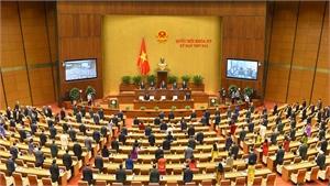 Hôm nay,  Quốc hội thảo luận cơ chế, chính sách đặc thù phát triển của 4 tỉnh, TP