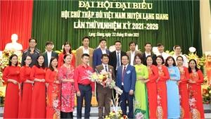 Đại hội đại biểu Hội Chữ thập đỏ huyện, nhiệm kỳ 2021-2026