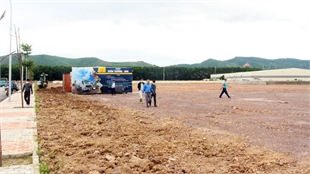 Bac Giang soon completes industrial cluster infrastructure to welcome investors