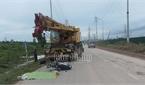 Việt Yên: Tai nạn giao thông tại đường gom dân sinh, một công nhân tử vong