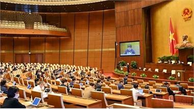 Thông cáo số 3, kỳ họp thứ hai, Quốc hội khóa XV