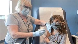 Pfizer tuyên bố vaccine Covid-19 hiệu quả 91% với trẻ 5-11 tuổi