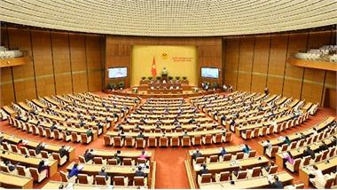 Tuần làm việc trực tuyến thứ 2: Quốc hội chú trọng công tác xây dựng pháp luật