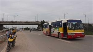 Tai nạn giao thông tại Việt Yên, 1 người tử vong