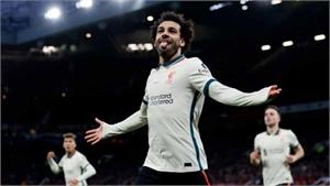 Liverpool thắng đậm Man Utd với tỷ số 5-0
