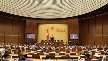 Hôm nay (25/10), Quốc hội thảo luận 3 dự án Luật