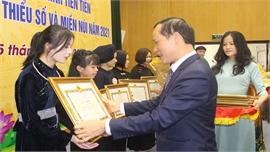 Bắc Giang: Biểu dương 62 điển hình trong vùng đồng bào dân tộc thiểu số