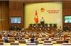Hôm nay (26/10), Quốc hội cho ý kiến hai dự án luật