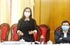 Ban Kinh tế - Ngân sách, HĐND tỉnh thẩm tra dự thảo Nghị quyết xây dựng cầu Như Nguyệt và một số nghị quyết khác