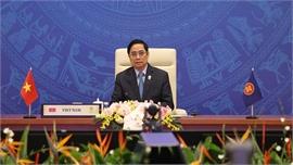Thủ tướng Phạm Minh Chính đề xuất hai trọng tâm ASEAN cần tập trung trong thời gian tới