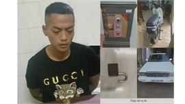 Bắc Giang: Nam thanh niên đột nhập nhà dân lấy trộm tiền, vàng mua xe ô tô