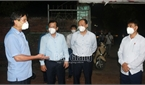 Quyết tâm dập nhanh ổ dịch tại xã Thượng Lan (Việt Yên), không để lan rộng