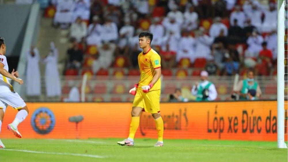 Vietnamese goalkeeper among those to watch at AFC U23 Asian Cup 2022 Qualifiers
